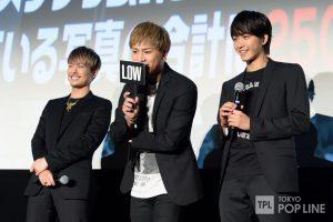 2016.07.16「HiGH&LOW THE MOVIE」5都市生中継 初日舞台挨拶 56