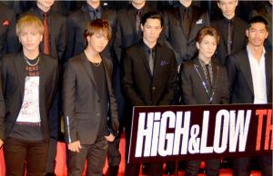 2016.07.04 映画「HiGH&LOW THE MOVIE」完成披露試写会 96