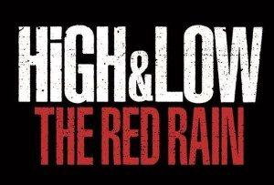 THE RED RAIN